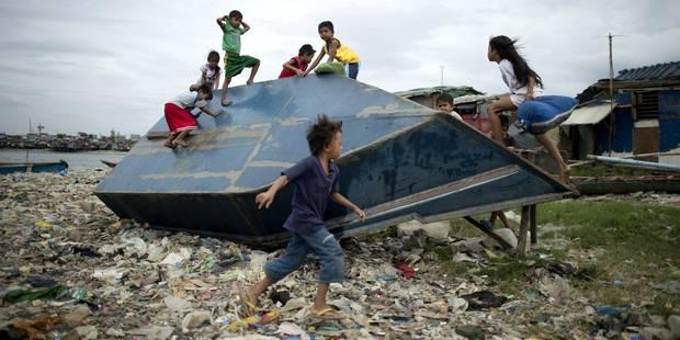 Philippines: le typhon Hagupit fait trois morts - La Libre