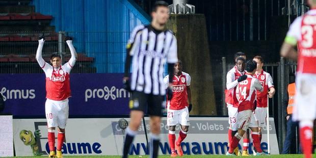 Le Standard renoue avec la victoire dans le derby wallon (0-1) - La Libre