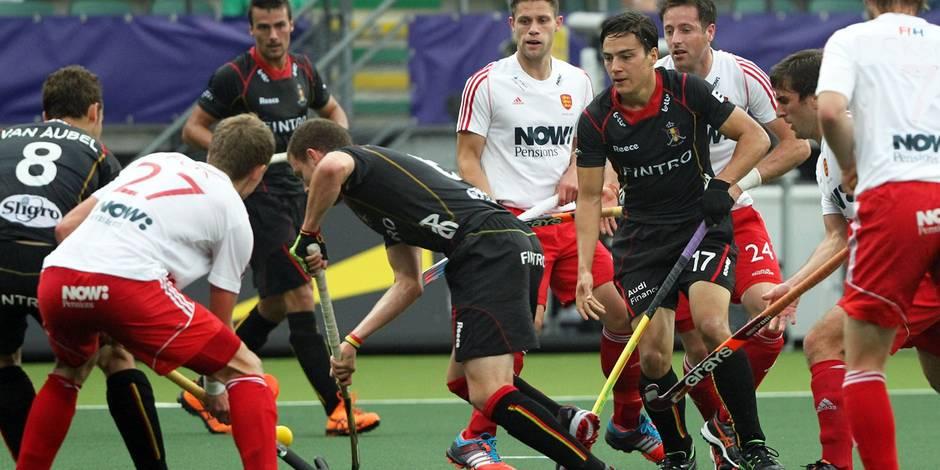Champions Trophy : Angleterre - Belgique, un nul 1-1 équitable - La Libre