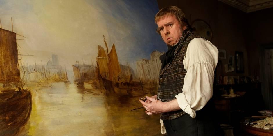 """""""Mr. Turner"""" : Mike Leigh en mode selfie ?"""