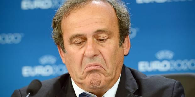 """Michel Platini: """"Je n'ai reçu ni Picasso, ni lingot"""" - La Libre"""