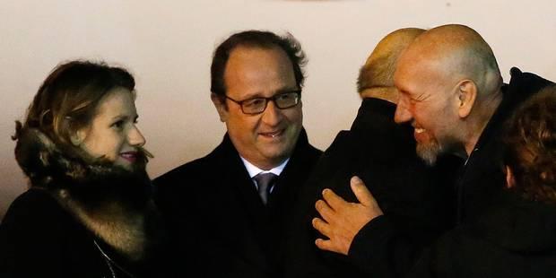 """Lazarevic, dernier otage français dans le monde, est rentré en France: """"La vie est belle"""" - La Libre"""