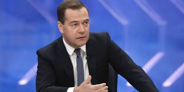 Les sanctions contre Moscou coûteront 90 milliards d'euros à l'économie européenne - La Libre