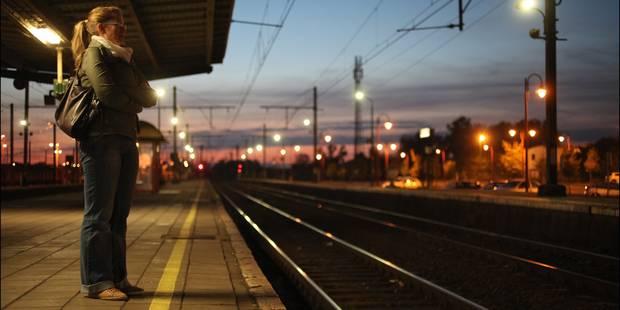Grève à la SNCB: 60% des trains circulent - La Libre