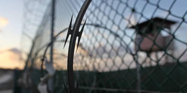 Noyade, musique rock,... Ce qu'ont subi les prisonniers de la CIA - La Libre