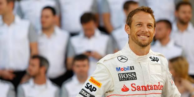 McLaren: un duo de champions Alonso-Button en 2015 - La Libre