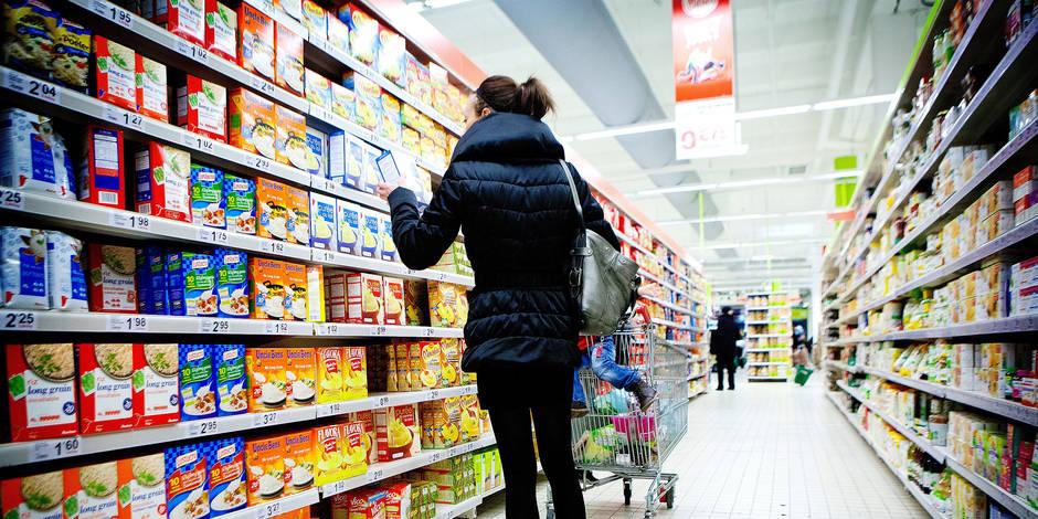 Les aliments soignent leur étiquette - La Libre