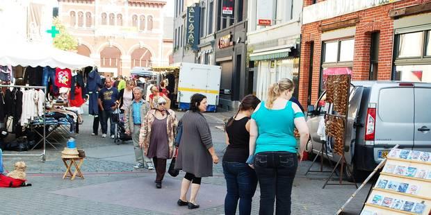 Péruwelz: Sur le marché, il y a des règles - La Libre