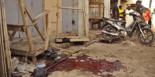 Le choc au Nigéria après l'arrestation d'une kamikaze âgée... de 13 ans - La Libre
