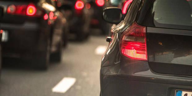 Le cauchemar des automobilistes du centre de Bruxelles - La Libre