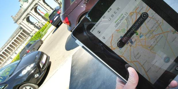 Bruxelles attaque Uber en justice - La Libre