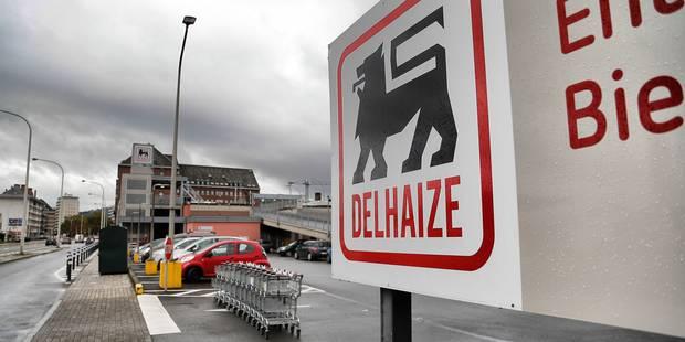 Grève surprise dans les magasins Delhaize à Liège - La Libre