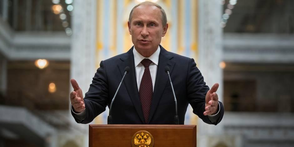 Edito : la Russie, l'amie de toute l'extrême droite - La Libre