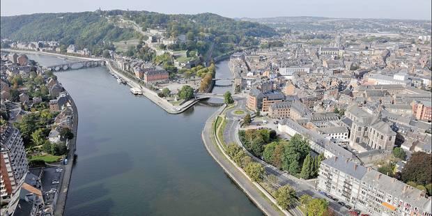 Namur : 69,3 millions d'investissements en 2015 - La Libre
