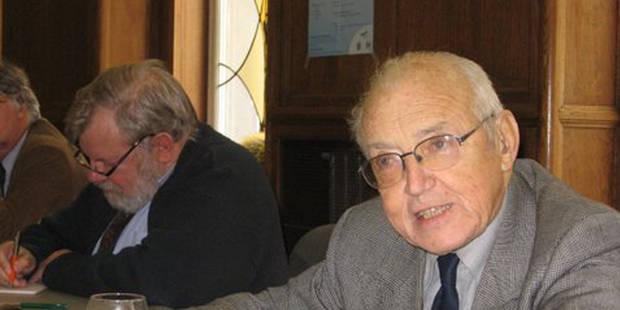Décès de Jean Humblet, un grand militant wallon - La Libre
