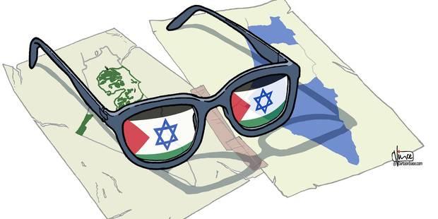 Israël-Palestine: au-delà de la solution à deux États - La Libre