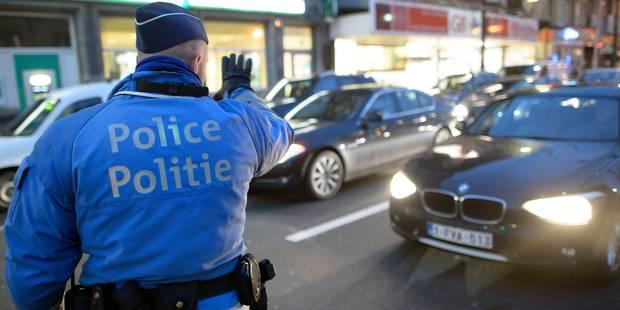 Délinquance policière - La Libre