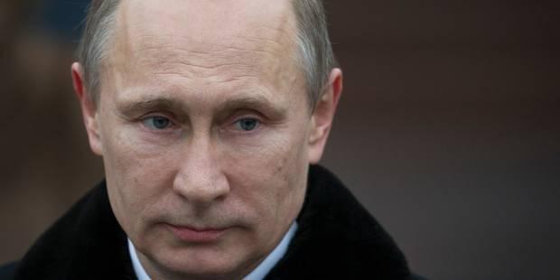 Grave crise monétaire en Russie: Poutine et économies émergentes sous pression - La Libre
