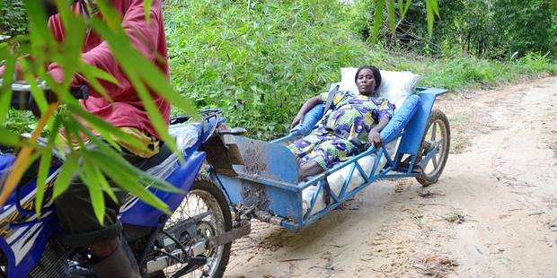 La moto-ambulance, une solution qui mérite plus d'intérêt - La Libre