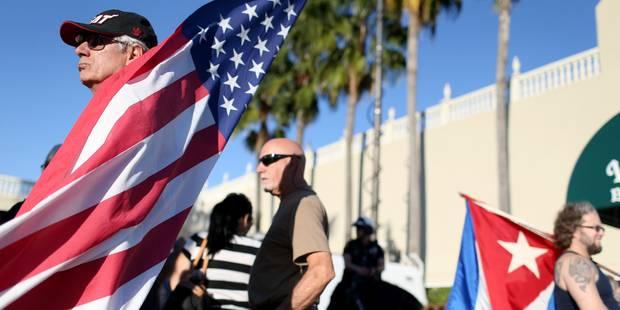 Le monde accueille avec enthousiasme le rapprochement historique entre les USA et Cuba - La Libre