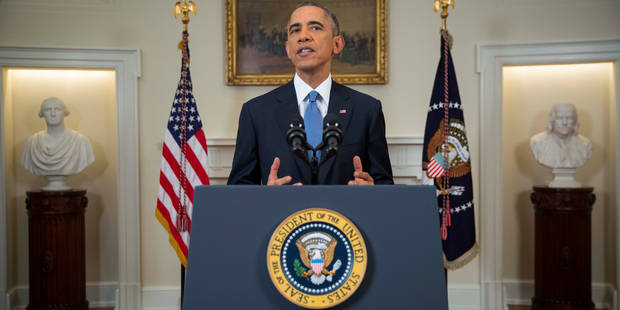 ONU: les Etats-Unis ne soutiendront pas la résolution palestinienne - La Libre