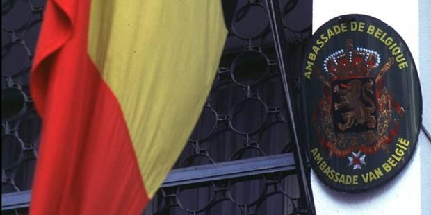 Quelles ambassades belges seront fermées? - La Libre