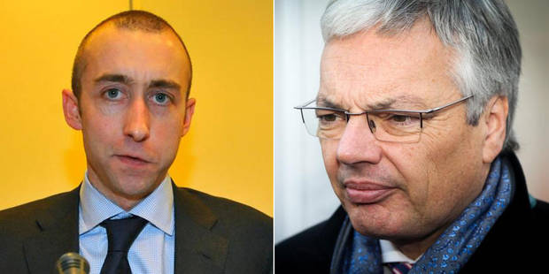 Le chef de cabinet de Reynders futur directeur financier de la SNCB - La Libre