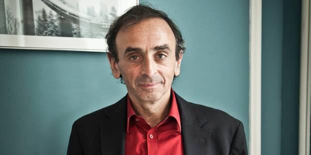 """iTELE lâche Eric Zemmour et """"Ça se dispute"""" - La Libre"""