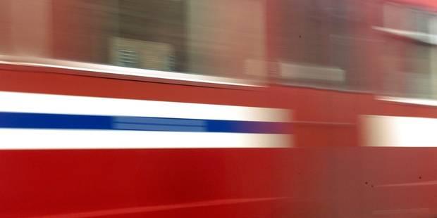 Deux jeunes de 15 et 17 ans tués par un train à Bruxelles - La Libre