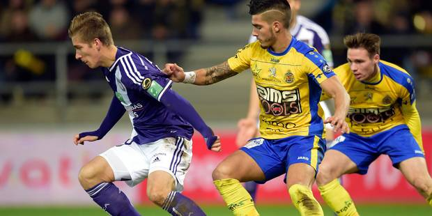 Anderlecht évite le piège à Waasland (0-2) - La Libre