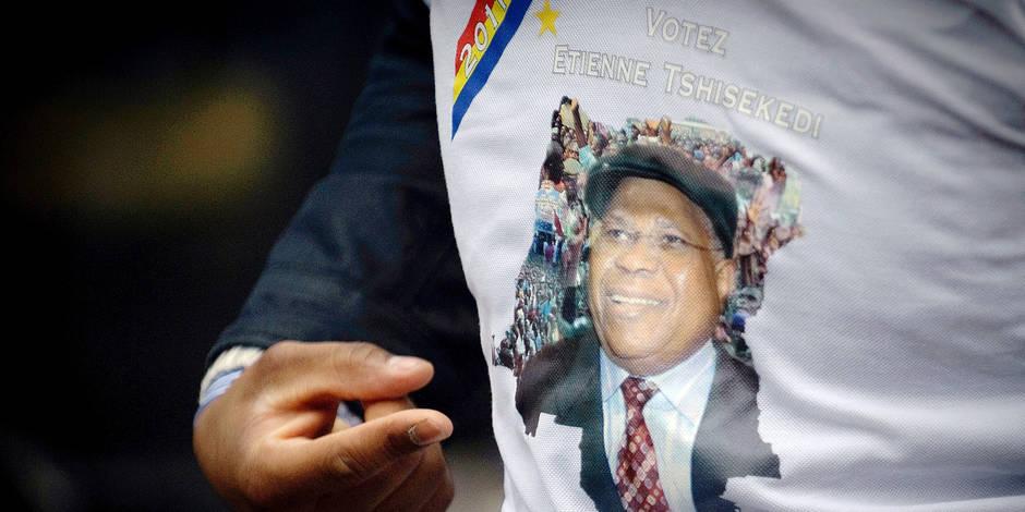 Au Congo, le parti de Tshisekedi continue à s'effriter - La Libre