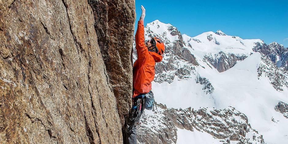 Nicolas Favresse, rock on the rock - La Libre