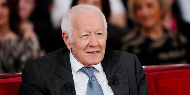 Le journaliste Jacques Chancel est décédé - La Libre