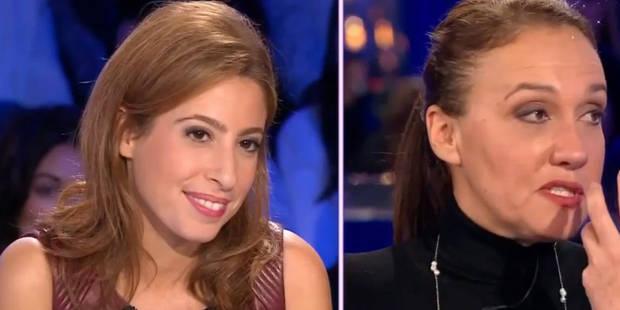 """Léa Salamé? """"Une pétasse bimbo!"""" - La Libre"""