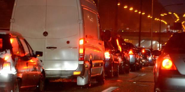 Bruxelles: importants embarras de circulation suite à un accident mortel - La Libre
