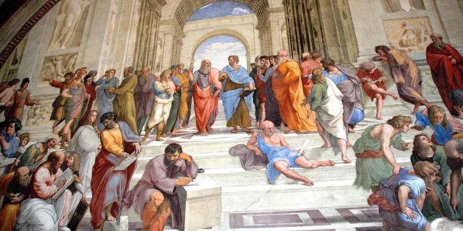 Aristote retraduit et revisité par des Liégeois - La Libre