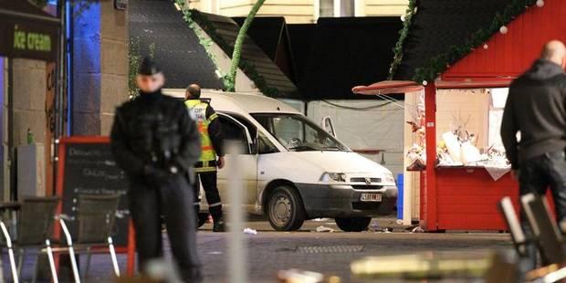 Drame du marché de Nantes: le chauffard était ivre - La Libre