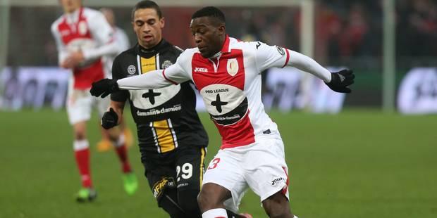 Le Standard s'impose face à Lokeren (2-0) - La Libre