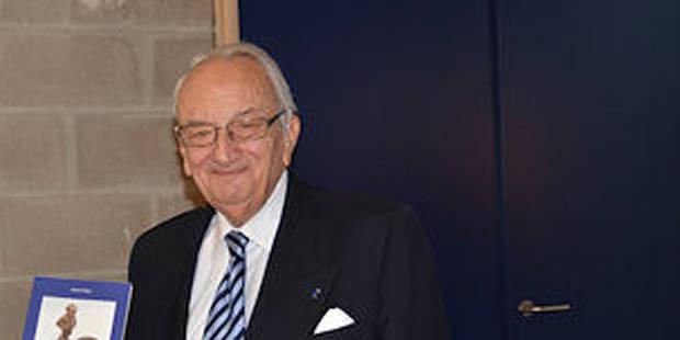 Karel Poma, ancien ministre libéral flamand, est décédé - La Libre