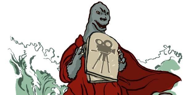 God versus Godzilla - La Libre