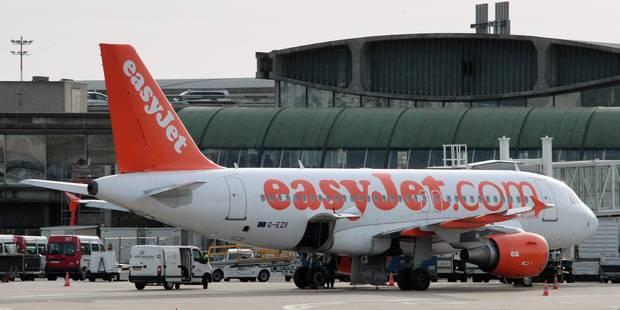 EasyJet supprime 138 vols en raison de la grève - La Libre