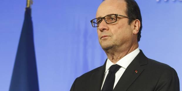 """Hollande l'avoue : l'année 2014 a été """"rude"""" - La Libre"""