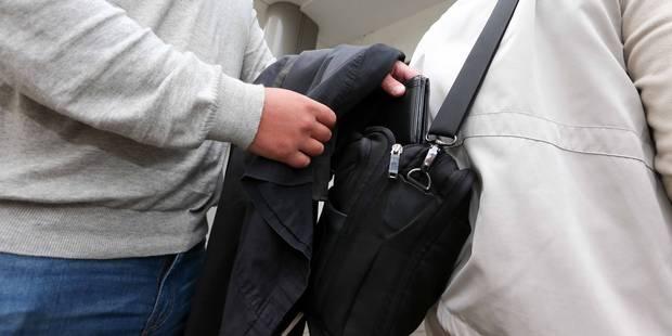 Les voleurs à la tire sans papiers plus rapidement renvoyés chez eux - La Libre