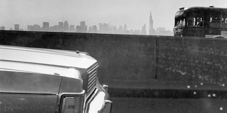 United State: New York, the skyline. Etats-Unis: New York, ligne d'horizon.