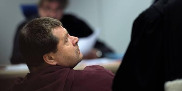"""L'interné Van Den Bleeken qui réclame l'euthanasie: son avocat """"obligé de se taire"""" - La Libre"""