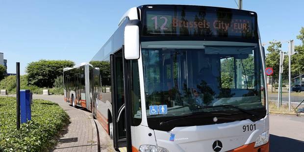 Bruxelles: le réseau bus sera entièrement revu - La Libre