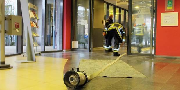 Namur: la situation reste tendue chez les pompiers - La Libre