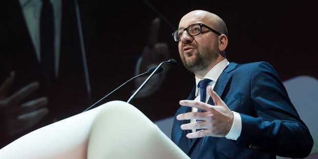 Charles Michel et les ministres-présidents veulent se coordonner face au radicalisme - La Libre