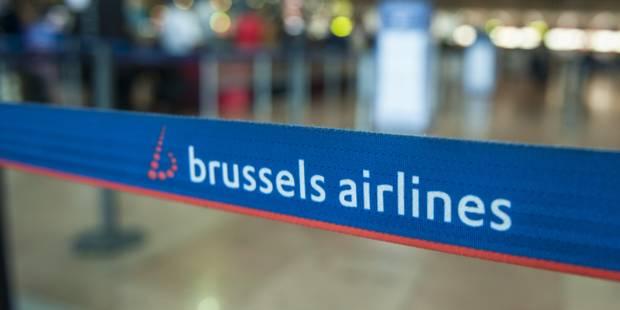 Brussels Airlines a transporté 17% de passagers en plus en 2014 - La Libre