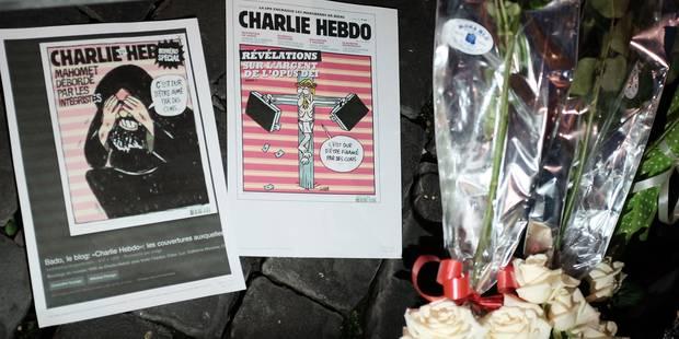 """""""Charlie Hebdo"""", férocement indépendant - La Libre"""